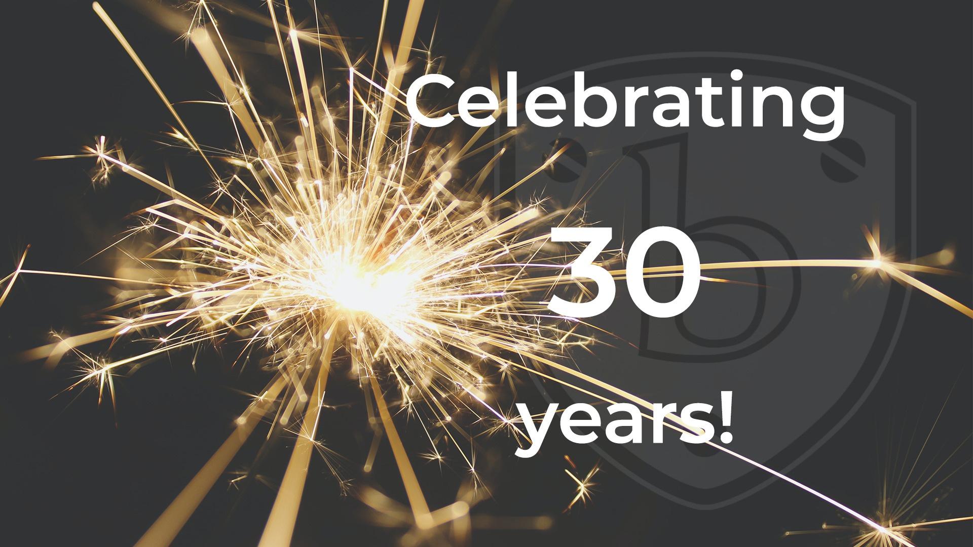 30 years of bradbury group celebration