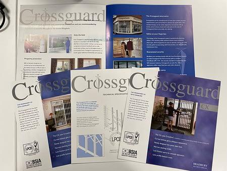 bradbury grilles crossguard heritage
